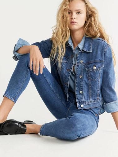 Jeans Maxi Solapa