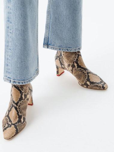 Zapatos Maxi Solapa